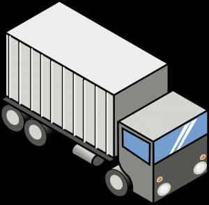 משאית קטנה